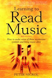 Learning to Read Music by Peter Nickol