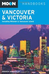 Moon Vancouver and Victoria by Andrew Hempstead