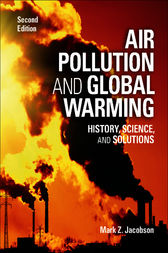 Air Pollution and Global Warming by Mark Z. Jacobson