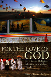 For the Love of God by Shawn Teresa Flanigan