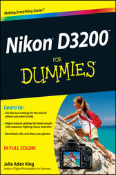 Nikon D3200 For Dummies by King