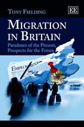 Migration in Britain by Tony Fielding