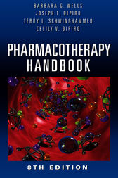 PHARMACOTHERAPY HANDBOOK 8/E (EBOOK)