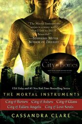 Cassandra Clare: The Mortal Instruments Series (5 books) by Cassandra Clare