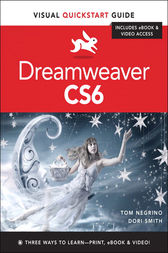 Dreamweaver CS6 by Tom Negrino