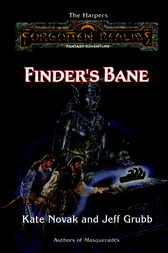 Finder's Bane by Kate Novak