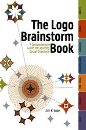The Logo Brainstorm Book by Jim Krause