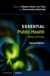Essential Public Health by Stephen Gillam