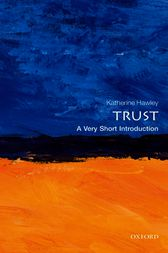 Trust: A Very Short Introduction by Katherine Hawley