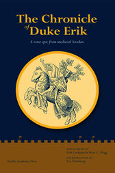 The Chronicle of Duke Erik by Erik Carlquist