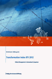 Transformation Index BTI 2012