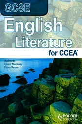 CCEA GCSE in English Literature by Conor Macauley