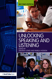 Unlocking Speaking and Listening by Deborah Jones