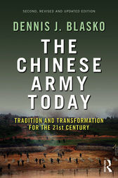 The Chinese Army Today by Dennis J. Blasko