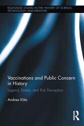 Vaccinations and Public Concern in History by Andrea Kitta