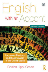 English with an Accent by Rosina Lippi-Green