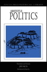 Politics by Aristotle;  Joe Sachs;  Lijun Gu