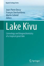 Lake Kivu by Jean-Pierre Descy