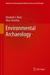 Environmental Archaeology by Elizabeth Reitz