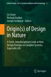 Origin(s) of Design in Nature by unknown