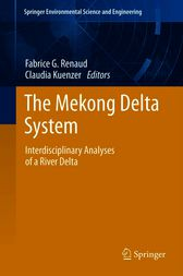 The Mekong Delta System by unknown