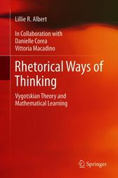 Rhetorical Ways of Thinking by Lillie R Albert
