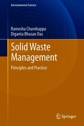Solid Waste Management by Ramesha Chandrappa