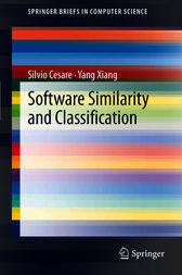Software Similarity and Classification