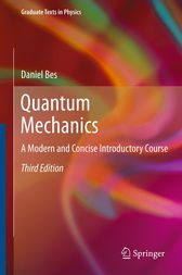 Quantum Mechanics by Daniel Bes