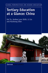 Tertiary Education at a Glance: China by Kai Yu