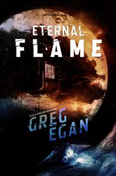 The Eternal Flame by Greg Egan