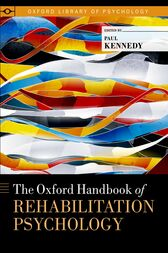 The Oxford Handbook of Rehabilitation Psychology