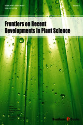 Frontiers on Recent Developments in Plant Science Volume 1 by Aakash Goyal