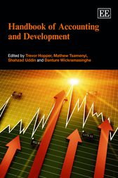 Handbook of Accounting and Development by Trevor M. Hopper