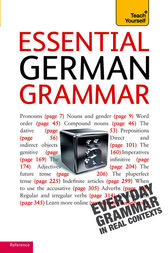 Essential German Grammar by Jenny Russ