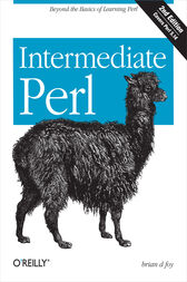 Intermediate Perl by Randal L. Schwartz