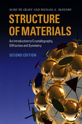 Structure of Materials by Marc De Graef