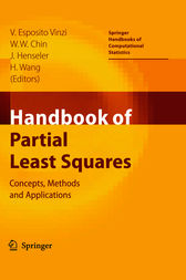 Handbook of Partial Least Squares by Vincenzo Esposito Vinzi