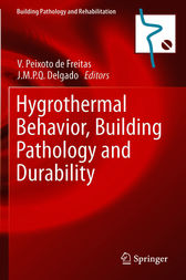 Hygrothermal Behavior, Building Pathology and Durability by Vasco Peixoto de Freitas