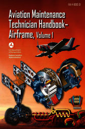 Aviation Maintenance Technician Handbook—Airframe by Federal Aviation Administration (FAA)