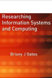 Researching Information Systems and Computing
