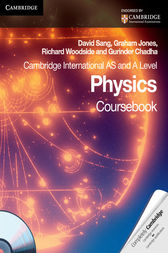 Cambridge International AS Level and A Level Physics Coursebook by David Sang