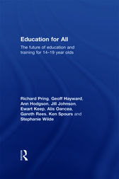 Education for All by Richard Pring