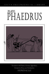 Phaedrus by Plato;  Steven Scully