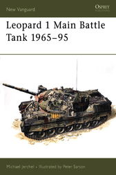 Leopard 1 Main Battle Tank 1965-95