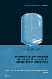 Mathematical and Numerical Modeling in Porous Media