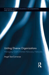 Uniting Diverse Organizations by Angel Saz-Carranza