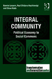 Integral Community by Ronnie Lessem