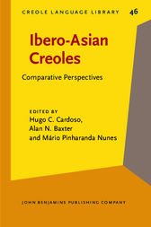 Ibero-Asian Creoles