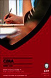 CIMA P1 by BPP Learning Media